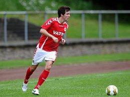 Will sich in der neuen Saison in Oberhausen beweisen: Kapitän Benjamin Reichert.