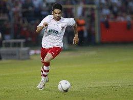 Bleibt in der 3. Liga: SSV-Mittelfeldspieler Selcuk Alibaz wechselt zum KSC.