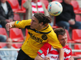 Philipp Zeiger (li.) gegen Maik Wagefeld