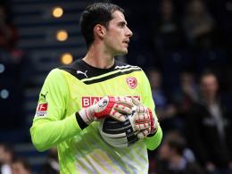 Zurück in Stuttgart: Markus Krauss wechselt von Düsseldorf zu den Kickers.