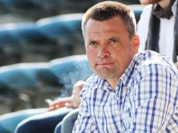Unterhachings Sportdirektor Manfred Schwabl