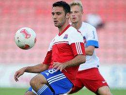 Yasin Yilmaz gegen Marcel Titsch-Rivero