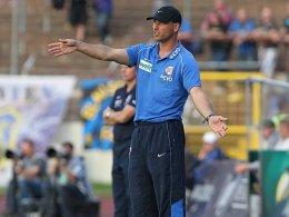 OFC-Coach Arie van Lent