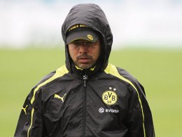 BVB II-Coach David Wagner