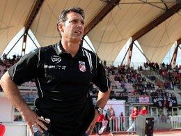 Erfurt-Coach Alois Schwartz