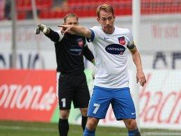 Erol Sabanov (li.) Marc Schnatterer