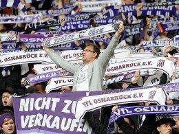 Fans des VfL Osnabrück