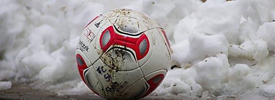 Der Winter macht den Vereinen mancherorts einen Strich durch die Rechnung.