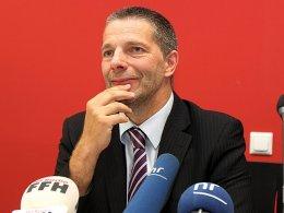 Neuer Geschäftsführer bei Rot-Weiß Erfurt: Thomas Kalt