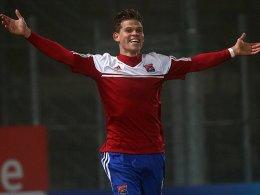 Florian Niederlechner wechselt zum 1. FC Heidenheim