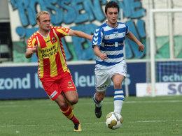Theo Vogelsang (li.)