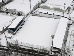 Das Gazi-Stadion auf der Waldau