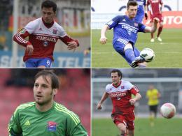 Yasin Yilmaz, Markus Schwabl, Stefan Riederer & Stephan Thee