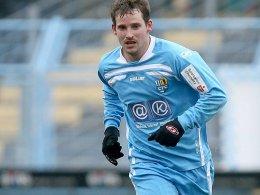 Glücksgriff für den Chemnitzer FC: Anton Fink.