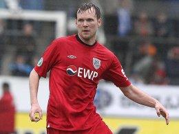 Im Nachholspiel gegen Dortmund soll der Sprung über den Strich gelingen: Julian Prochnow.