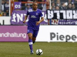 David Pisot (25) vom VfL Osnabrück