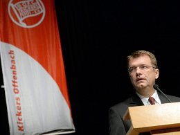 OFC-Präsident Frank Ruhl