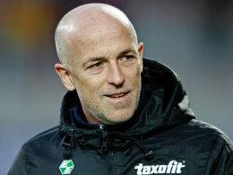 Übernimmt die Zebras in der 3. Liga: Kartsen Baumann.