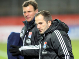 Manuel Baum (v.) und Claus Schromm