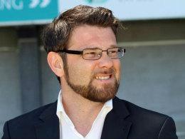 Geschäftsführer Florian Hahn konnte noch keine Neuzugänge vermelden.