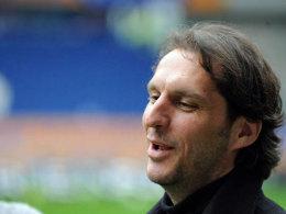 Schwärmt von Jungprofi Andreas Ivan: Sportdirektor Michael Zeyer.