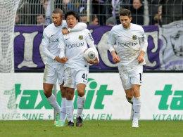 Formstark zur Aufholjagd? Der 1. FC Saarbrücken bestätigt im Heimspiel gegen Regensburg (3:2) die gute Form der letzten Wochen.