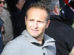 Neuer Trainer bei Hansa Rostock: Dirk Lottner.