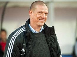 Der Plan ist aufgegangen: Christian Zieges Spieler überzeugten beim Sieg durch viel Einsatz.