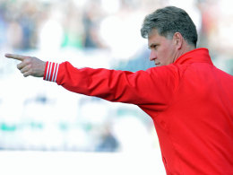Mit ihm kam der Erfolg zu den Preußen zurück: Coach Ralf Loose, der bis 2016 verlängerte.