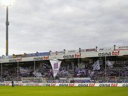 Stundung der Stadionpacht? Auch über die Miete der Osnatel-Arena wird am Dienstag entschieden.