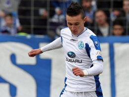 Soll ein fester Bestandteil der neuen, verjüngten Stuttgarter Kickers sein: Andreas Ivan.