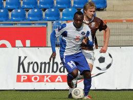 In der nächsten Saison wieder für den VfL am Ball: Addy-Waku Menga.
