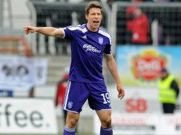 Entwickelte sich in der Rückrunde vollends zum Führungsspieler: Osnabrücks Nicolas Feldhahn.