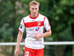 Will mit Erfurt in die Spitzengruppe der 3. Liga: Christoph Menz.