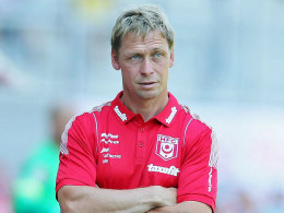 Bleibt trotz aller Erwartungen gelassen: HFC-Coach Sven Köhler.