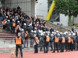 """Polizeieinsatz: In Dortmund musste der """"Freund und Helfer"""" zur Tat schreiten."""
