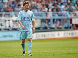 Kolja Pusch und der Chemnitzer FC gehen ab sofort getrennte Wege.