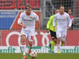Versucht es wieder eine Liga tiefer: Martin Dausch wechselt von Köpenick nach Duisburg.