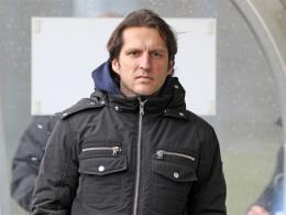 Kickers-Sportdirektor Michael Zeyer