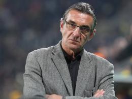 Auf der Suche nach Neuverpflichtungen: Dresdens Sportdirektor Ralf Minge.