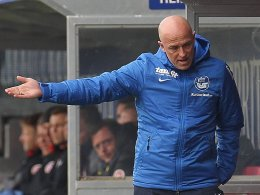 Hansa-Coach Karsten Baumann