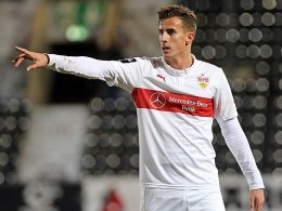 Zukunft beim VfB: Francesco Lovric soll verlängern.