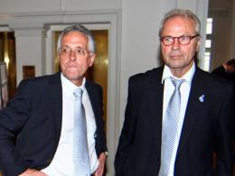 Ingo Wald und Bernhard Dietz