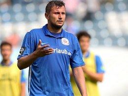 FC Hansa muss l�nger auf Ziemer verzichten
