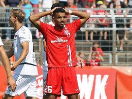 W�rzburg hadert mit Referee - Ein Spiel Sperre f�r Herzig
