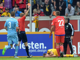 Chemnitz zwei Spiele ohne Kunz - Fink fraglich