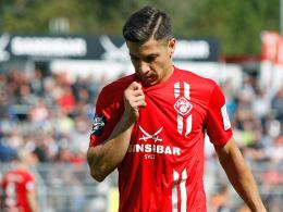 W�rzburg: Die Kickers suchen den Knipser