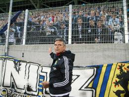 Heine lobt die Moral seiner Mannschaft