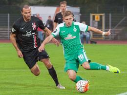 Werders Youngsters: N�chster Schritt in Erfurt?