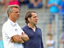 Horst Steffen und Michael Zeyer